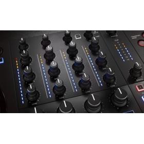 eq mixer native instruments Traktor Kontrol S3 - 4 Kanalen DJ controller
