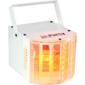 Party Light & Sound PARTY-DERBY6 - 6-KLEURIG DERBY LED LICHT EFFECT