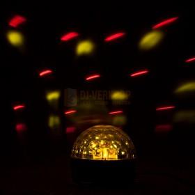 Lichteffect 1 Party Light & sound  PARTY-ASTRO6 - 6-Kleuring astro LED licht effect