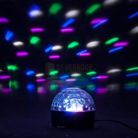 Lichteffect 2 Party Light & sound  PARTY-ASTRO6 - 6-Kleuring astro LED licht effect