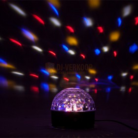Lichteffect 3 Party Light & sound  PARTY-ASTRO6 - 6-Kleuring astro LED licht effect