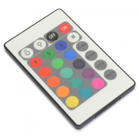 Afstandsbediening Verpakking Beamz LED Tape Kit 5m RGB - 60 LEDs per meter IP65
