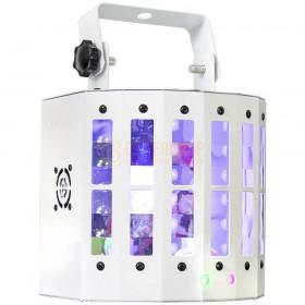 Ibiza Light DERBY-LAS - Derby + RG laser licht effect