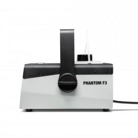 Zijkant van de Cameo - Phantom F3 Rookmachine 950 W verwarmingsvermogen en intern verlichte vloeistoftank