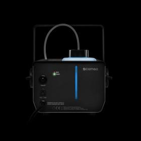 Verlichte vloeistoftank van de Cameo - Phantom F3 Rookmachine 950 W verwarmingsvermogen en intern verlichte vloeistoftank