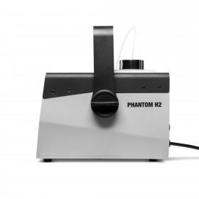 Zijkant van de Cameo - Phantom H2 DMX Rookmachine 600 W verwarmingsvermogen en intern verlichte vloeistoftank