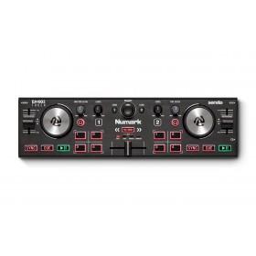 bovenkant Numark DJ2Go2 Touch - Compacte Serato DJ Controller