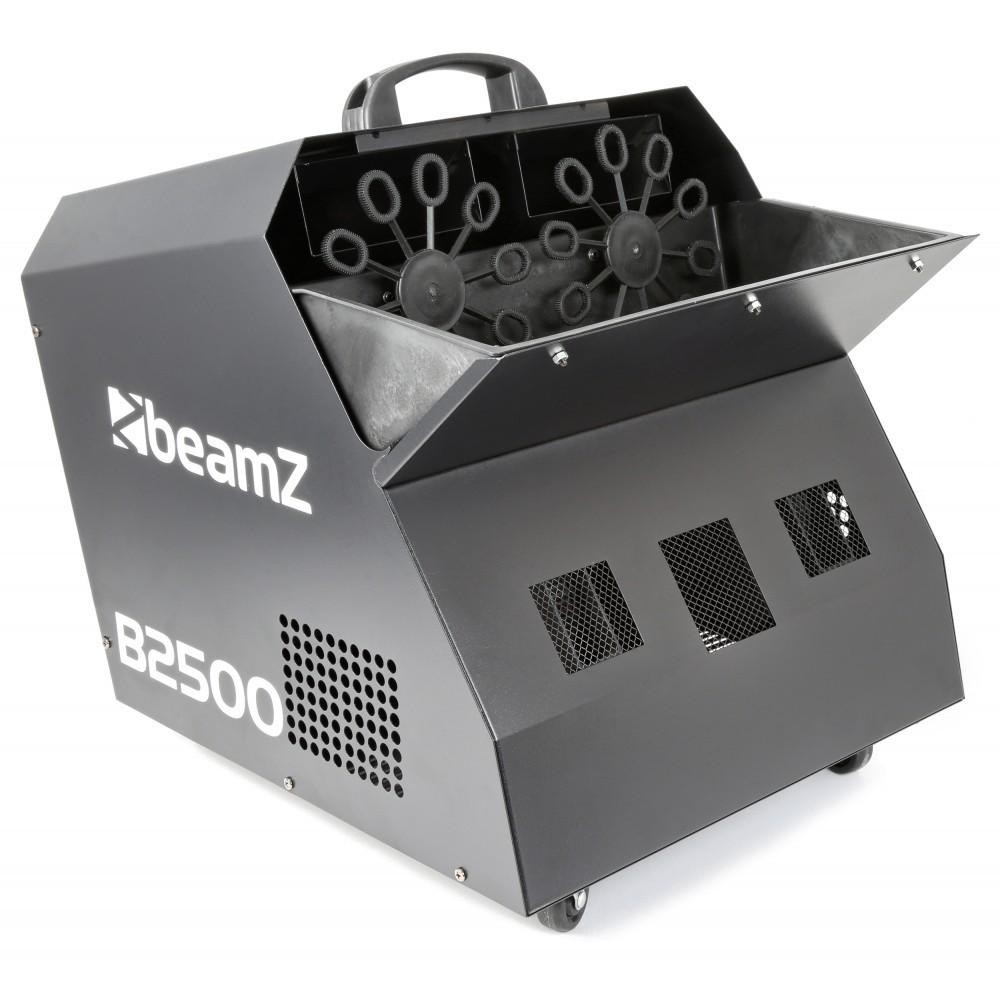 BeamZ B2500 - Dubbele Bellenblaasmachine Groot voorkant