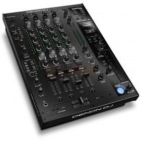 overzicht Denon DJ X1850 PRIME - Professionele 4-kanaals DJ Club Mixer
