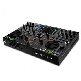 Denon DJ Prime GO - 2 kanaals pro dj systeem op batterij