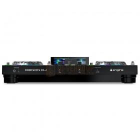 voorkant Denon DJ Prime 2 - Tweedeks Smart DJ-console met 7-inch touchscreen