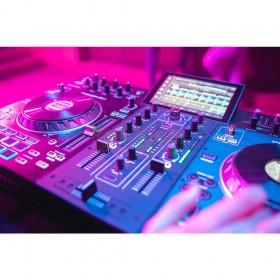 gebruik Denon DJ Prime 2 - Tweedeks Smart DJ-console met 7-inch touchscreen