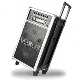 "VONYX ST110 Mobiele Geluidset 8"" CD/SD/USB/MP3 - Overzicht 4"
