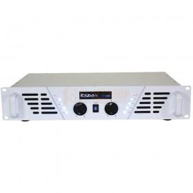 IBIZA Sound - AMP600 versterker van 2x480W max. (Actie) wit