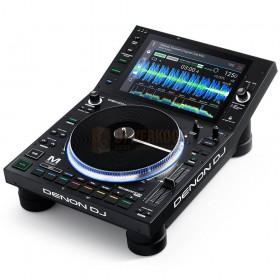 Denon DJ SC6000M Prime - Professionele DJ-mediaspeler met 8,5-inch gemotoriseerd plateau en 10,1-inch touchscreen