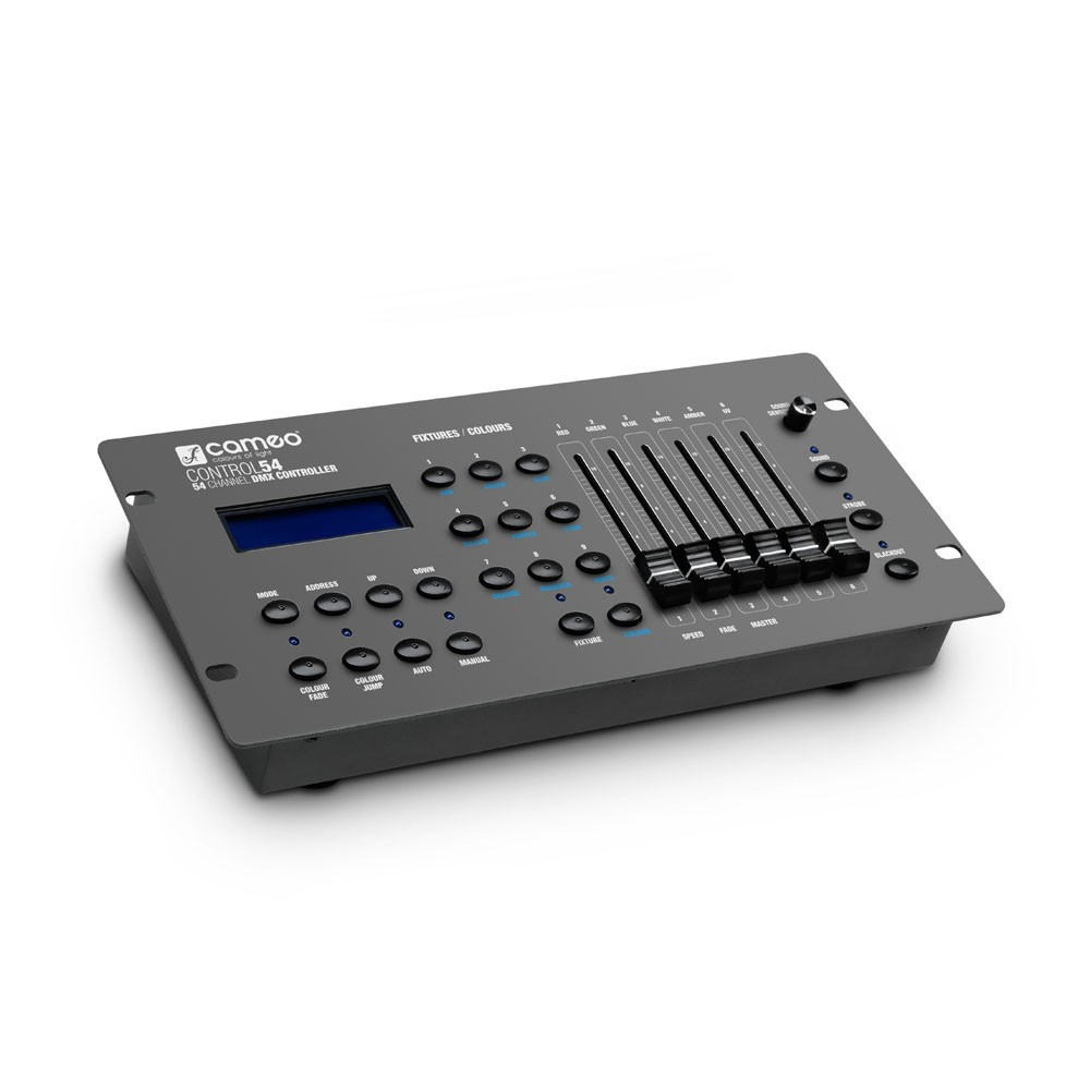 Cameo CONTROL 54 - 54-Channel DMX Controller