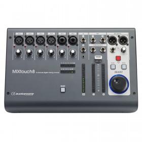 AUDIOPHONY MIXtouch8 - 8-kanaals digitaal mengpaneel