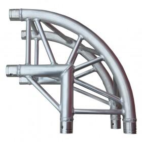 Duratruss - DT 34/2-C21R-L90 truss corner