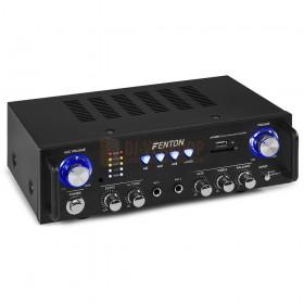 voor aanzicht Fenton AV100BT - Stereo HiFi versterker