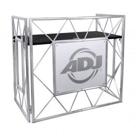 Voorkant van de ADJ - Pro DJ Booth II