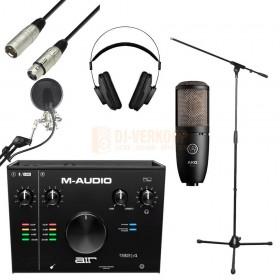 Vocal Opnameset 1B - Opnameset voor zang, rap en gitaar