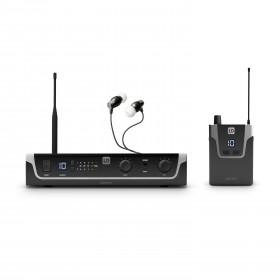 LD Systems - U306 IEM HP in-ear monitoringsysteem met koptelefoons - 655 - 679 MHz