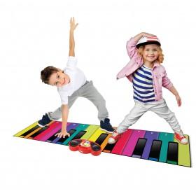 N-Gear Giant Piano Mat - reuze piano mat voor de hele familie