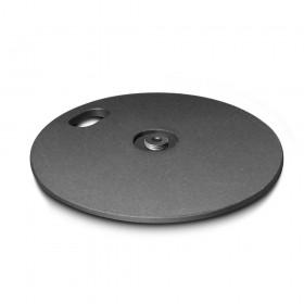 Gravity MS 2 WP - Gewichtsplaat voor microfoonstandaards met ronde voet