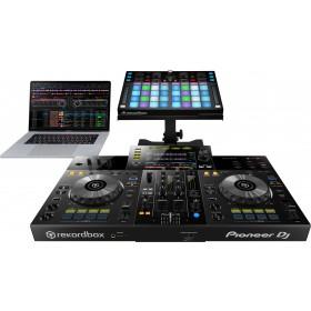 controller optie met laptop Pioneer XDJ-RR - Alles-in-één DJ-systeem voor rekordbox