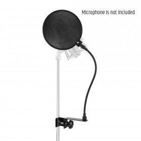 LD Systems D914 - Pop Filter Voor Studio Microfoons op een Arm