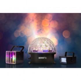 Ibiza Light boost-lightpack10 - led lichteffect set Set foto