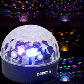 Ibiza Light boost-lightpack10 - led lichteffect set Astro in actie