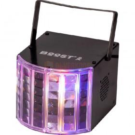 Ibiza Light boost-lightpack10 - led lichteffect set Derby uit