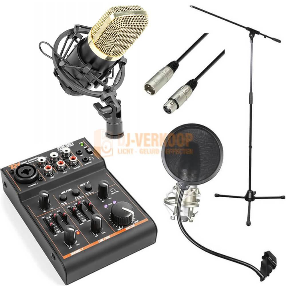 Zang en opname set 1 - multi inzetbare zang / opname set