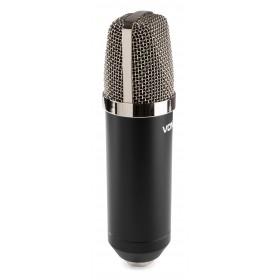Vonyx CMS400 - Studio Set - condensatormicrofoon zijkant