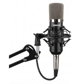 Vonyx CMS400 - Studio Set - microfoon aan verstelbare tafel arm