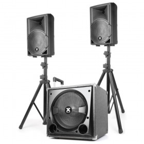 Vonyx VX800 BT - 2.1 Actieve Luidsprekerset