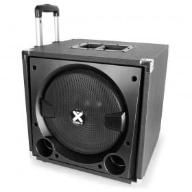 Subwoofer met trolley Vonyx VX800BT - 2.1 Actieve Luidsprekerset