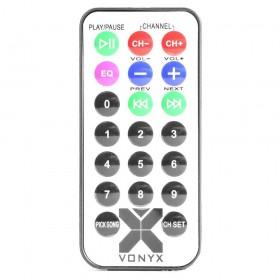 Afstandsbediening  Vonyx VX840BT - 2.1 Actieve Luidspreker Set