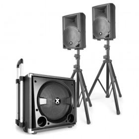 Vonyx VX840BT - 2.1 Actieve Luidspreker Set