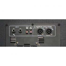 Aansluitingen Vonyx VX840BT - 2.1 Actieve Luidspreker Set