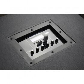 bediening  Vonyx VX840BT - 2.1 Actieve Luidspreker Set