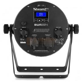 BeamZ professional BWA534 - Aluminium IP65 LED PAR 12x 15W 6-in-1 achterkant