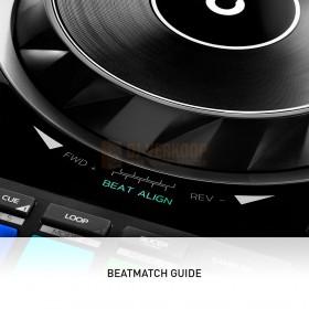 Hercules DJ - Control Inpulse 500 DJ Contoller Beatmatch