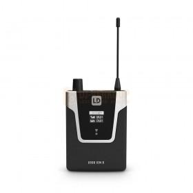 LD Systems U500 IEM HP Serie beltpack voorkant
