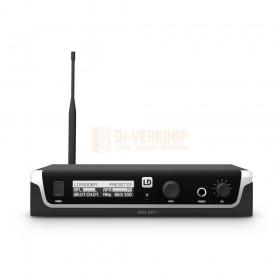 LD Systems U500 IEM HP Serie ontvanger voorkant