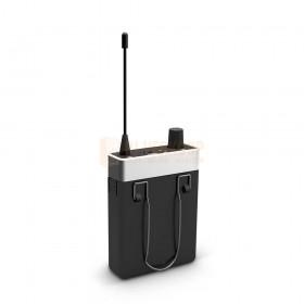 LD Systems U500 IEM HP Serie beltpack schuin achterkant