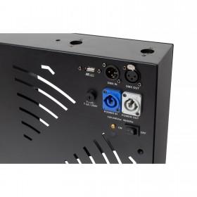 JB Systems Led Fan RGB - 50 x 50 cm ventilator LED-EFFECT lichten uit