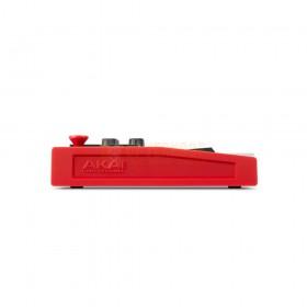 Akai MPK Mini MK3 - 25-toetsen mini midi controller zijkant