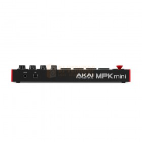 Akai MPK Mini MK3 - 25-toetsen mini midi controller ingangen